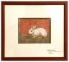 Small Rabbit - Kounellaki limited edition autographed copy